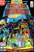 Batman and the Outsiders (1983 1st Series) 8