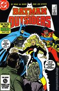 Batman and the Outsiders (1983 1st Series) 16