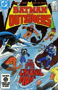 Batman and the Outsiders (1983 1st Series) 6