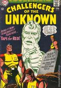 Challengers of the Unknown (1958 DC 1st Series) 55