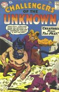 Challengers of the Unknown (1958 DC 1st Series) 13
