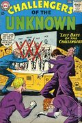 Challengers of the Unknown (1958 DC 1st Series) 37