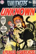 Challengers of the Unknown (1958 DC 1st Series) 72