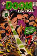 Doom Patrol (1964 1st Series) 115