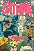 Batman (1940) 222