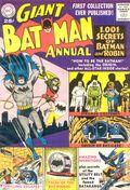 Batman (1940) Annual 1