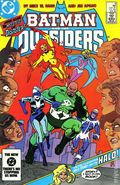 Batman and the Outsiders (1983 1st Series) 9