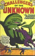 Challengers of the Unknown (1958 DC 1st Series) 20