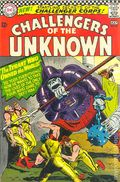 Challengers of the Unknown (1958 DC 1st Series) 49