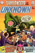 Challengers of the Unknown (1958 DC 1st Series) 76