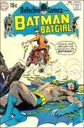 Detective Comics (1937 1st Series) 396