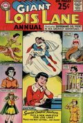 Superman's Girlfriend Lois Lane (1958) Annual  1