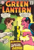 Green Lantern (1960-1988 1st Series DC) 52