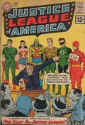 Justice League of America (1960 1st Series) 8