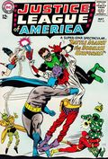 Justice League of America (1960 1st Series) 35