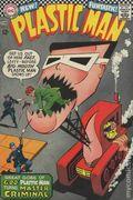 Plastic Man (1966 1st Series DC) 4
