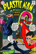 Plastic Man (1966 1st Series DC) 6