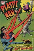 Plastic Man (1966 1st Series DC) 9