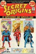 Secret Origins (1973-1974 1st Series) 1