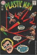 Plastic Man (1966 1st Series DC) 8