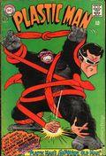 Plastic Man (1966 1st Series DC) 7