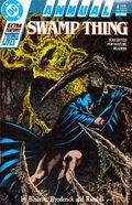 Swamp Thing (1982 2nd Series) Annual 4