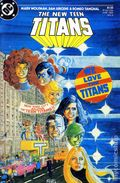 New Teen Titans (1984 2nd Series) New Titans 6