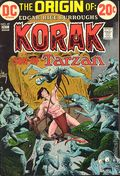 Korak Son of Tarzan (1964 Gold Key/DC) 49