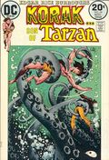 Korak Son of Tarzan (1964 Gold Key/DC) 54