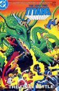 New Teen Titans (1984 2nd Series) New Titans 9