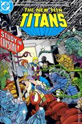 New Teen Titans (1984 2nd Series) 10