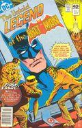 Untold Legend of the Batman (1980 40c to 50c cover) 1