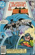 Untold Legend of the Batman (1980 40c to 50c cover) 2