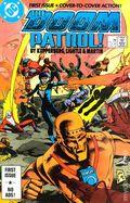 Doom Patrol (1987 2nd Series) 1