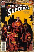 Adventures of Superman (1987) Annual 6