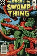 Swamp Thing (1982 2nd Series) 6