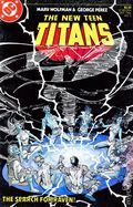 New Teen Titans (1984 2nd Series) New Titans 2