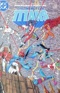 New Teen Titans (1984 2nd Series) New Titans 3