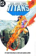 New Teen Titans (1984 2nd Series) New Titans 7