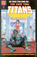 New Teen Titans (1984 2nd Series) New Titans 19