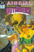 Outsiders (1985) Annual 1