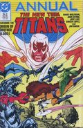 New Teen Titans (1984) Annual 2
