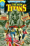 New Teen Titans (1984) Annual 7