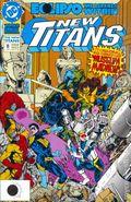 New Teen Titans (1984) Annual 8