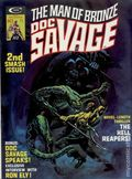Doc Savage (1975 Marvel Magazine) 2