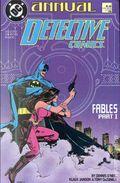 Detective Comics (1937 1st Series) Annual 1