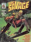 Doc Savage (1975 Marvel Magazine) 3
