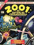 2001 A Space Odyssey Treasury (1976) 1