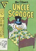 Uncle Scrooge Comics Digest (1986) 3
