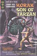 Korak Son of Tarzan (1964 Gold Key/DC) 25